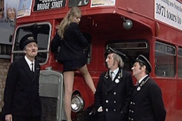 Stan and jack are in trouble with blakey again in the first big screen outing for the popular tv sitcom on the buses