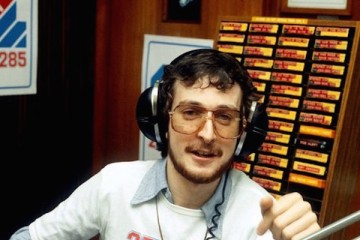 Still going strong Steve wright in his Radio 1 days