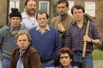 The lds line again for series 2 of Auf Wiedersehen, Pet