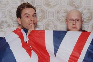matt lucas and david walliams star in the original Little Britain series on the radio