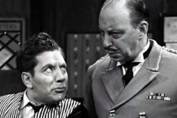alfie bass stars in Bootsie and Snudge the popular spin off series from ITV's first sitcom the army game
