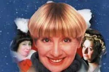 victoria wood and her regular co-stars perform alongside an entrertainment 'A' list in this one off Christmas comedy sketch show