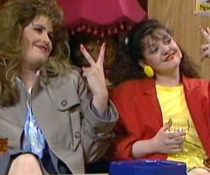 emma wray and liza tarbuck in watching