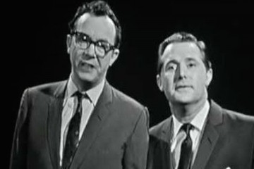 early morecambe and wise in two of a kind