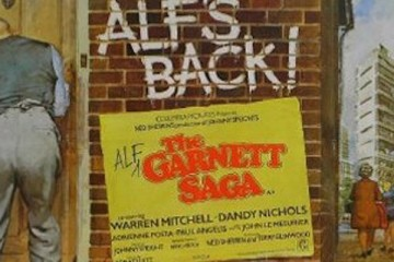 alf garnett's second feature film the alf garnett saga