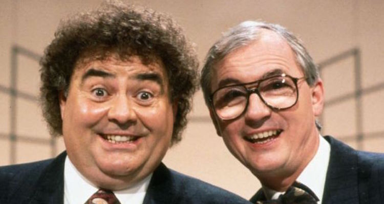 Sid Little and Eddie Large who enjoyed great success during the 1970's and early 80's with their BBC comedy variety show