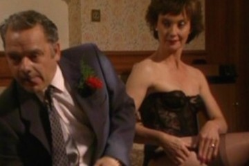 ted and liz embark on a pasionate afair in series one of a bit of a do
