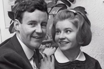 Richard Briers and Prunella Scales star in Marriage Lines