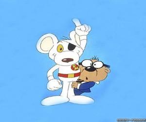 the original Danger mouse