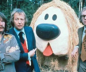 Bill Oddie, Graham Garden and Tim Brooke-Taylor are the goodies