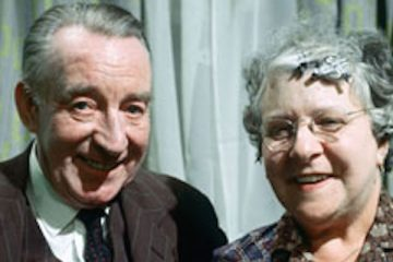 wilfrid pickles and irene handel star in the itv sitcom for the love of ada