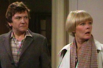 an early success for judi dench in the itv sitcom a fine romance