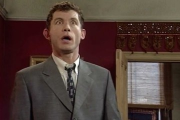 lee evans stars in his own sitcom so wht now
