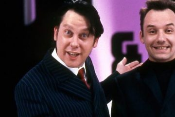 Vic Reevesans Bob Mortimer switch sides to BBC for their show The Smell Of Reeves and Mortimer