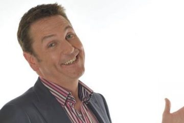 brian conley stars in his hit 1990's tv series the brian conley show