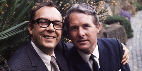 eric morecambe and ernie wise enjoyed tv success for over twenty years