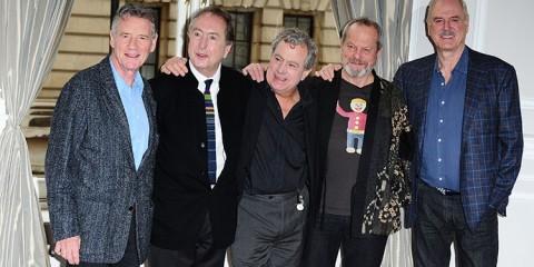 Monty Python 2013