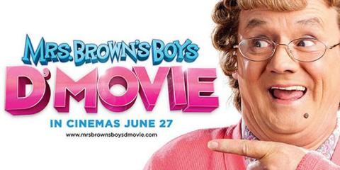 Mrs Brown D'Movie