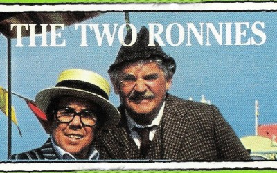 Two Ronnies By the Sea