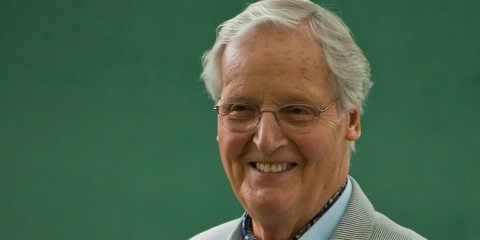 Nicholas Parsons at 90