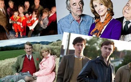 60 yrs sitcoms 2000's