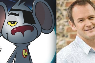 alexander armstrong is danger mouse