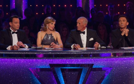 strictly 2014 judges