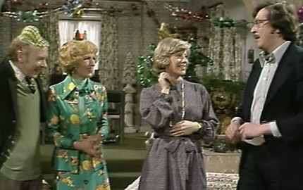 george and mildred christmas 1978
