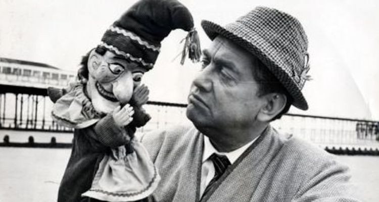 The Punch and Judy Man The Punch And Judy Man 1963 British Classic Comedy