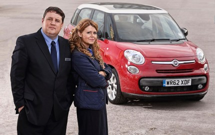 Peter Kay in Car Share