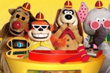 Hit Kids TV show The Banana Splits