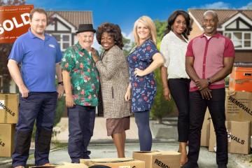 Sky TV's hit comedy drama Mount Pleasant