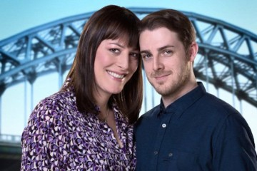Rebecca Root and Harry Hepple star in this hilarious but touching BBC sitcom Boy Meets Girl