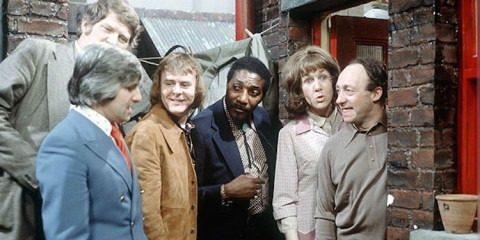 Ken Jones stars in this 1970's ITV forerunner to Carla Lane's 1980's hit Bread