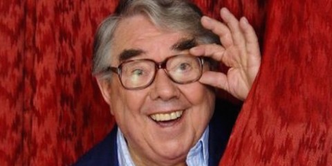 Comedy legend Ronnie Corbett
