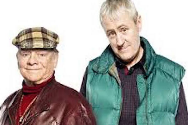 Del and rodney make one last appearence for sports relief