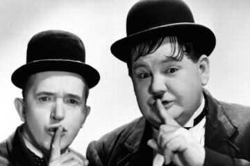 Stan laurel and oliver hardy comedy rthat has spanned generations