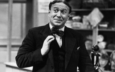 james hayter is mr j pinwright in early bbc sitcom pinwright's progress