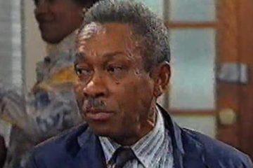 Norman Beaton is Desmond in the popular TV series Desmonds