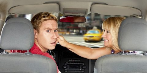 comedian russell howard and his mum embark on a road trip accross the USA for a new series