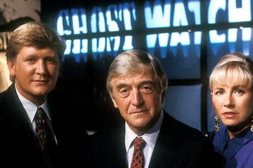 michael parkinson, mike smith and sarah greene present ghostwatch