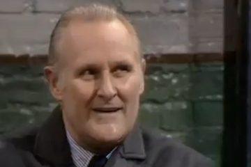 actor peter vaughan has died aged 93