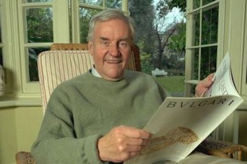 actor richard briers enjoyed a career spanning 50 years in TV, radio and on stage