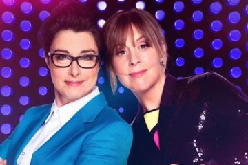 mel and sue are back at the bbc to host a revived version of the generation game