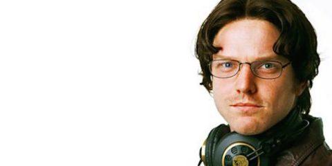 rhys thomas plays spoof dj gary bellamy in bbc radio 4's down the line