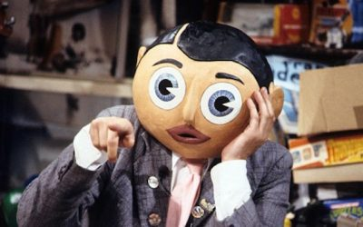 frank sidebottom gets his own itv show frank side bottom's fantastic shed show