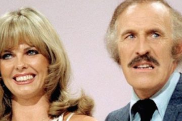 bruce and anthea switch sides o host bruce forsythia's big night