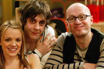 ade edmundson stars in itv sitcom teenage kicks