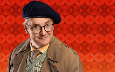 joe pasquale is going on tour as frank spencer