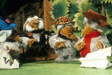 cult kids tv characters the wombles